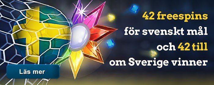 Extrainsatt kampanj hos SveaCasino du inte får missa!