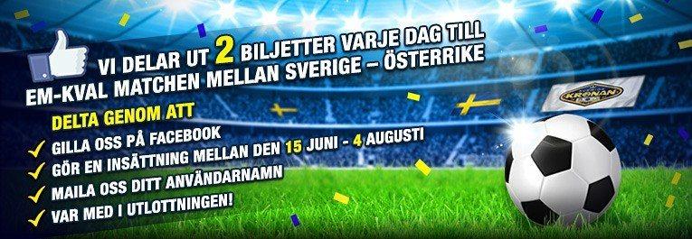 SverigeKronans sommarsatsning är igång!