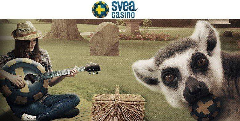 Jackpottfesten har bara börjat hos SveaCasino