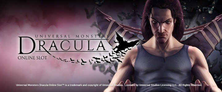 Dracula-special hela helgen hos SwedenCasino!