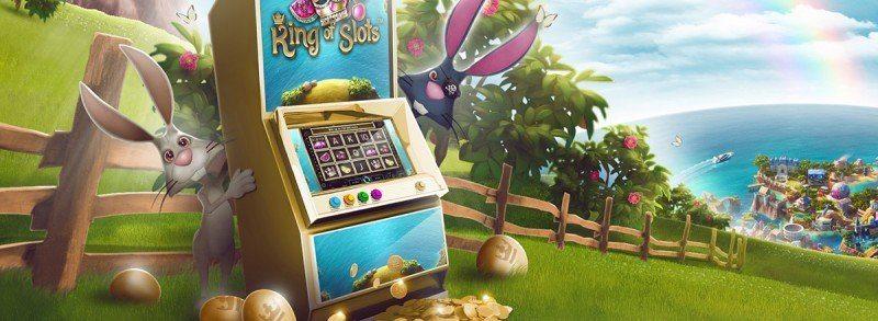 Leta påskägg på Saga-öarna!