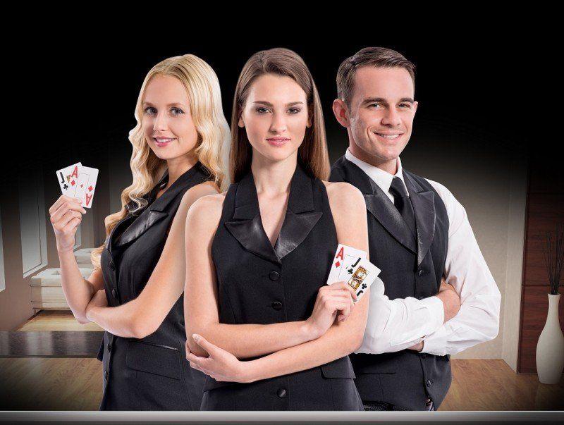 Spela LIVE-Casino - vinn coola prylar!