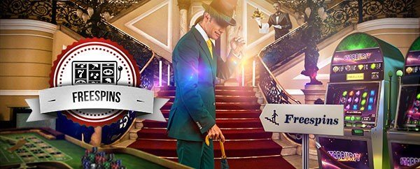 150 freespins hos Mr Green casino