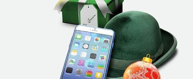Mr Green casino delar ut iPhones