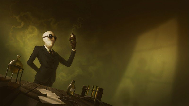 50 freespins på nya The Invisible Man hela helgen hos SwedenCasino
