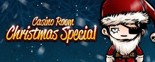 Fira jul i rymden med Casino Room