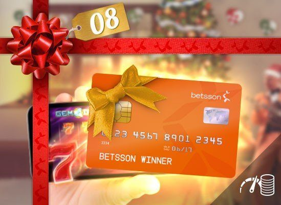 Omsätt 50 kr vinn 10000 - Betsson Casino