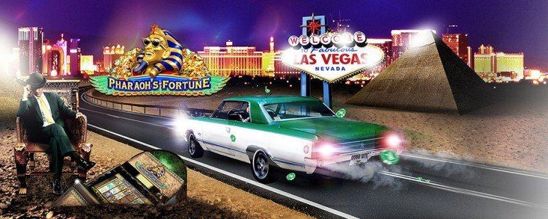 250000 kronor och all-inclusive till Vegas i prispotten hos Mr Green