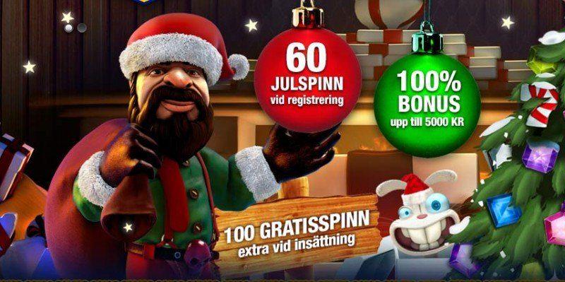 160 Freespins och 5000kr hos SverigeKronan Casino