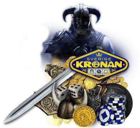 160 free spins hos SverigeKronan till svenska spelare