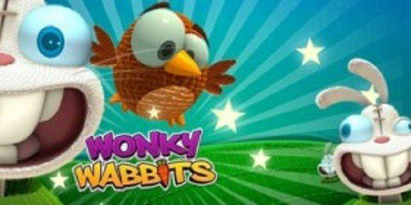 Svenska Net Entertainment släpper nya slotspelet Wonky Wabbits