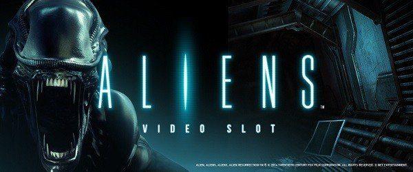 Svenska Casinospelsleverantören Net Entertainment släpper nu sin första riktiga 3D slot Aliens™