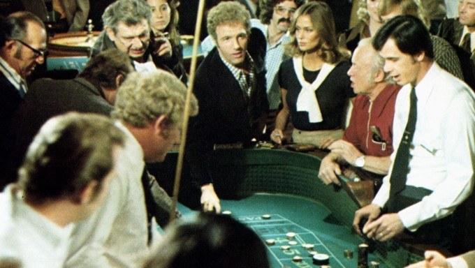 The Gambler 1974 Scene