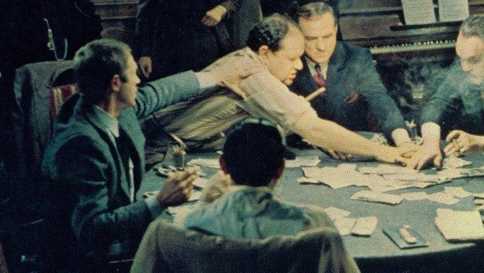 Cincinnati Kid 1965 poker scene