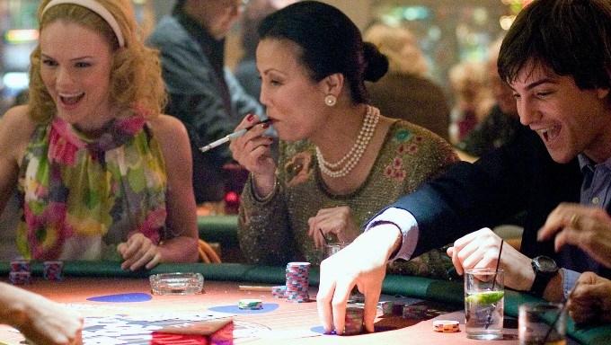 21 film 2008 casino scene