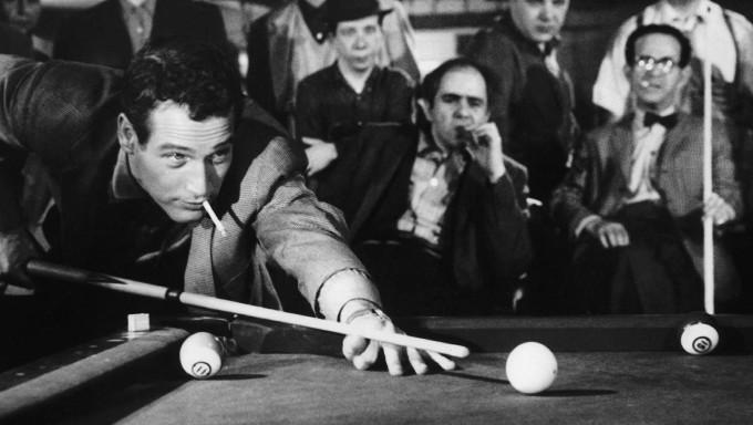 Hustler 1961 Pool Scene