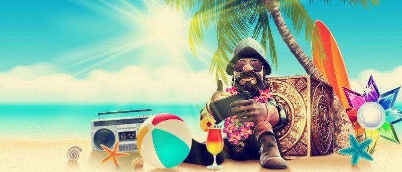 Sommarens bästa casino-kampanjer 2015
