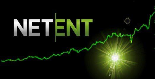 NetEnts aktie rusar mot nya höjder