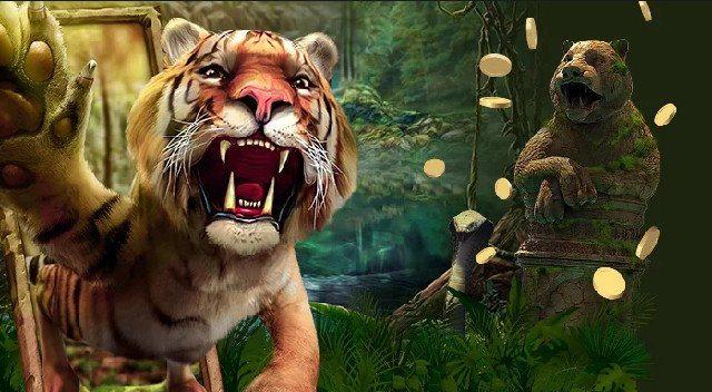Bästa casinosidan tar dig med till djungellotteri