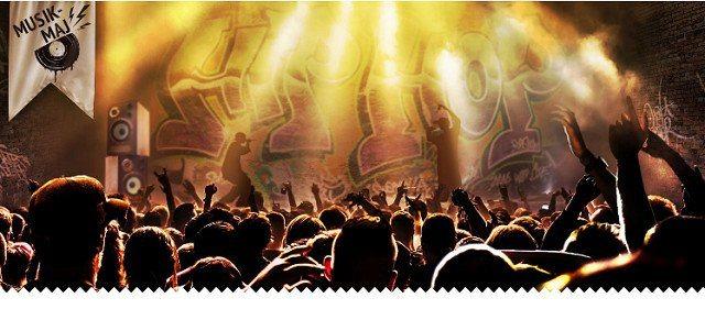 Skruva upp volymen: Nu är det hiphop-vecka i casino online