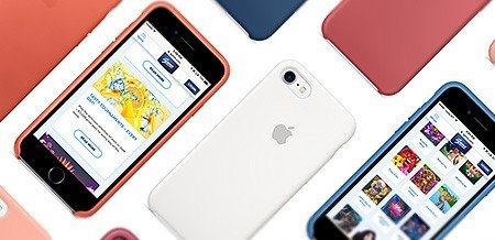 Vinn mest på din dagliga free spins-bonus och få en iPhone 7