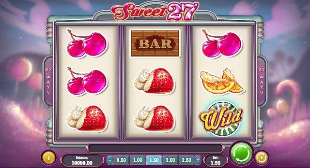 Svenskt online casino bjuder på sötsaker, frisnurr och lotter