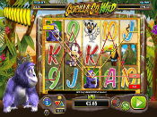 Gorilla Go Wild Screenshot 3