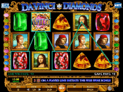 Da Vinci Diamonds Screenshot 2