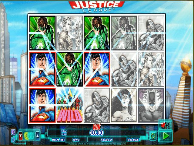 Batman Online Slot - NYX Gaming - Rizk Online Casino Sverige