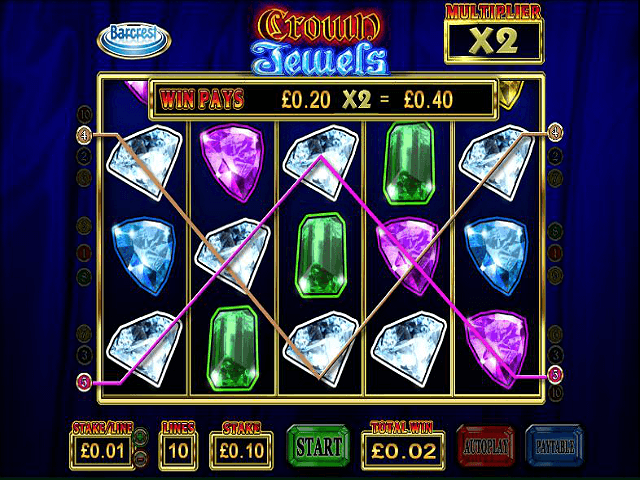 Crown gems slots