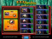 100 Pandas Screenshot 3