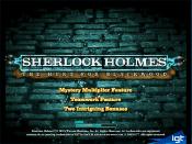 Sherlock Holmes: The Hunt for Blackwood Screenshot 1