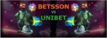 Betsson mot Unibet: rond Q2 2015