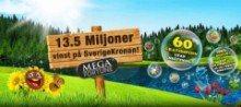 Jackpottarna haglar över svenska casinon