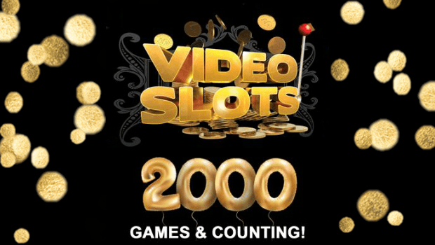 VideoSlots.co.uk Sets World Record with 2000th Game Offered