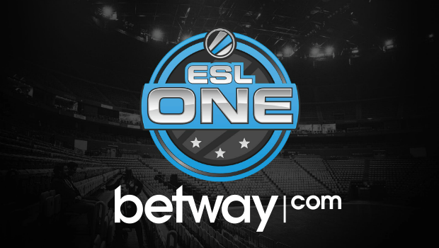Betway Signs On to be Official Betting Partner of ESL One