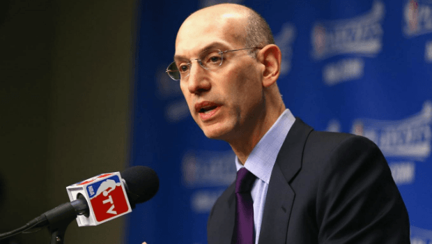 NBA Commissioner: US Sports Betting Legal in Next Few Years