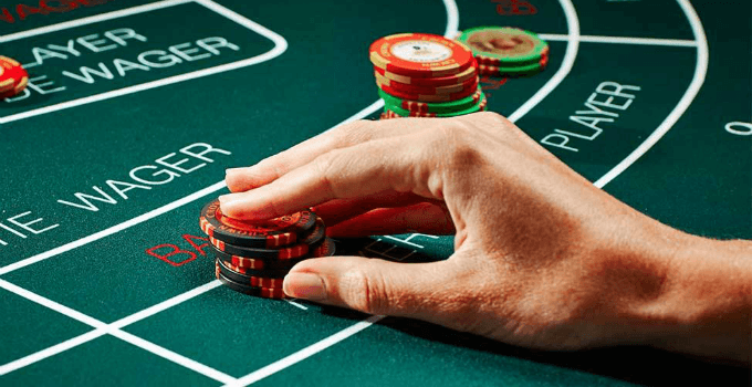 Baccarat progressive strategy hollywood casino at charles town races