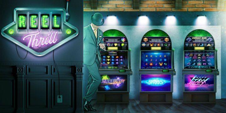 Nytt koncept på nätcasino är bästa sättet att spela casinospel