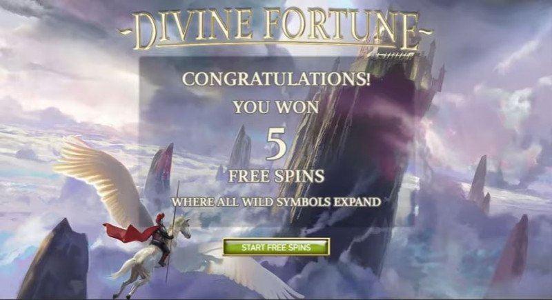 Gratisspel mot gudomlig eller megastor jackpott!