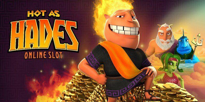 Den hetaste Hades kampanjen och namnbyte hos CasinoSaga