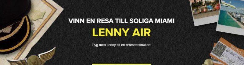Bästa spelaren i Lennys casino har nog inget emot omsättningskrav