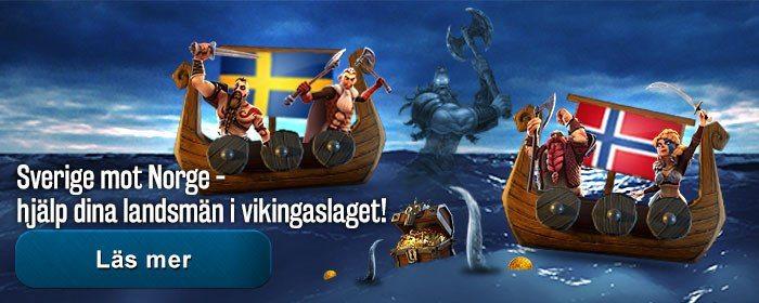 Landskamp i ett av förra årets bästa casinospel!