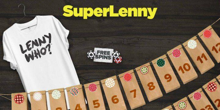Inga omsättningskrav i bästa Lenny's nätcasino