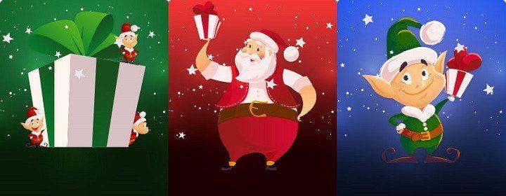 Tre nya julklappar varje dag i iGames casino!