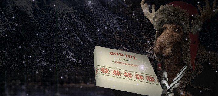 Casinobonus utan insättning och julkappar i mängder!