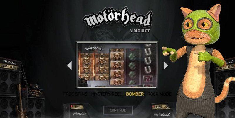 November Rocks casino bättre med free spins utan omsättningskrav!