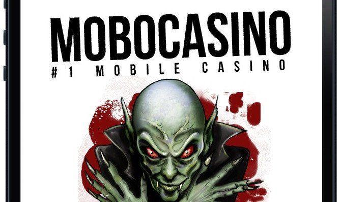 Ett av årets bästa nya casinon kryddar med blodiga snurr!