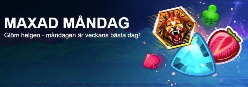 Nya gratissnurr att starta veckan med i ett av våra bästa casinon