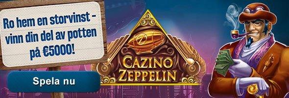 Udda men bra casinospel i rättvis turnering hos SveaCasino